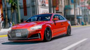 2017 Audi S5 - Ауди спорт