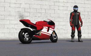 Ducati Desmosedici RR '08 - дукатти