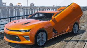 Chevrolet Camaro - шевроле камаро