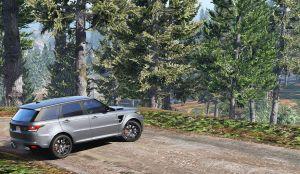 Range Rover Sport SVR 2016