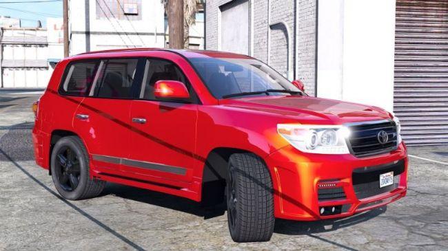 Toyota Land Cruiser 200 - Лендкрузер 200