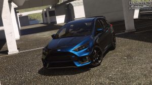 Ford Focus RS 2017 - форд фокус