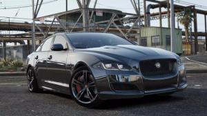 2016 Jaguar XJR - ягуар