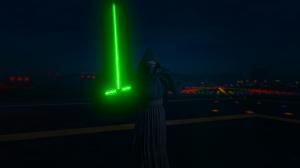 Световые мечи из Звездных воин
