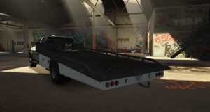 Yosemite RampTruck -автомобиль эвакуатор