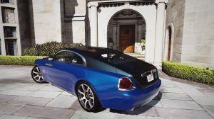 Rolls-Royce Wraith - Ролс-Ройс