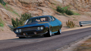 The Fate of the Furious Plymouth GTX - Плимут
