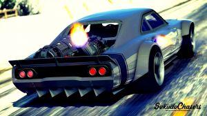 Dodge Charger Fast & Furious 8 - Додж Чарджер из Форсаж 8