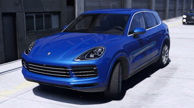 Порш Кайен Спорт 2018 - Porsche Cayenne S 2018