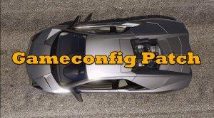 Gameconfig Patch - патч конфига игры для DLC модов (1604.1)