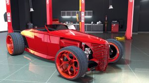 Родстер Форд - Ford Model A 1930 Roadster Durty