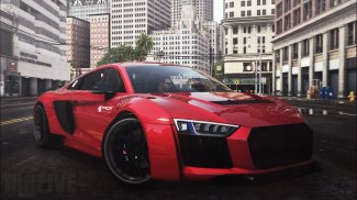 Суперкар Ауди - Audi R8 Prior Edition