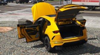 Кроссовер Ламборджини - Lamborghini Urus 2018