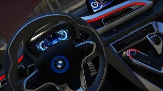 Эффектный БМВ - BMW i8 AC Schnitzer