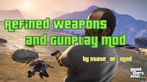 RWG - мод на отдачу и реалистичное оружие