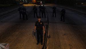 Police Mod - миссии полицейского в гта 5