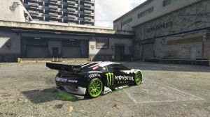 Текстуры Monster Energy для  Jester