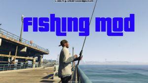 Fishing Mod - мод на рыбалку в гта 5