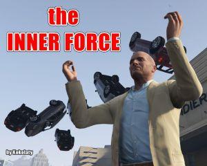 The Inner Force - поднимать машины силой