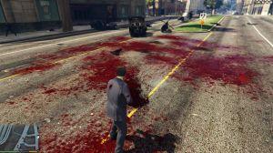 Extreme Blood - больше крови в Gta 5
