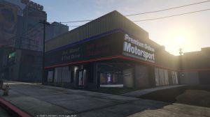 Car Shop mod -мод на  магазин машин в гта 5