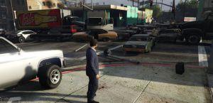 More Santos больше машин, людей, полиции в гта 5
