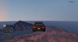 Vehicle FLY - мод чтобы летать на машине в гта 5 пк?