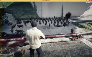 Animal Cannon - оружие стреляющее животными в гта 5