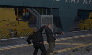 Stealth Fix - стелс режим для убийства в gta 5