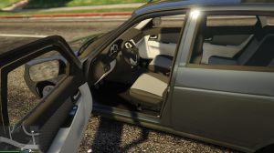 Lada Priora - русская машина Лада приора для gta 5