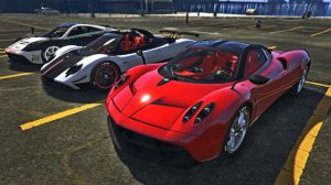 Pagani Cars DLC - сборник новых машин Pagani