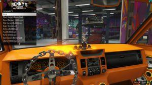 Benny's Motorworks - мастерская Бенни в одиночной игре