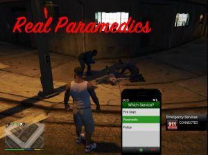 Real Paramedics - скорая оживляет людей