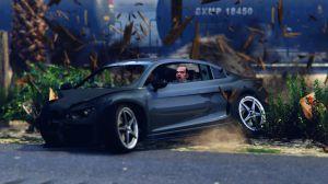 Real Vehicle Damage - реальные повреждения машин в гта 5