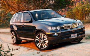 BMW X5 E53 - Бмв икс 5 от 2005 года