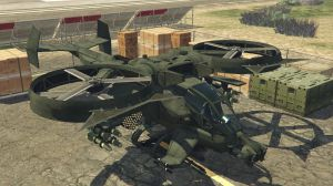 AT-99 Scorpion - скорпион из Аватара