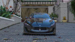 Maserati GT - мазерати для гта 5