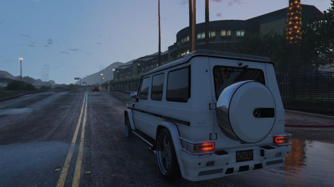 2013 Mercedes Benz G65 AMG [Add-On / Replace + Tuning] v1.2