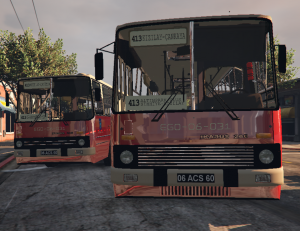 Ikarus 260  - СОВЕТСКИЙ автобус икарус