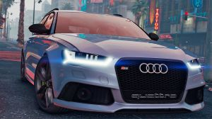 Audi RS6 C7 Avant - ���� ��������� ��� ��� 5