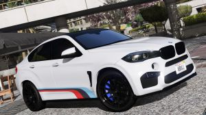 BMW X6M - БМВ икс 6 спортивная