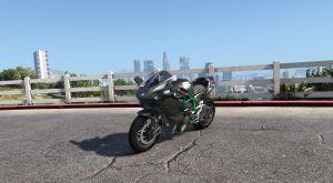 Kawasaki Ninja H2 & H2R - спортбайк