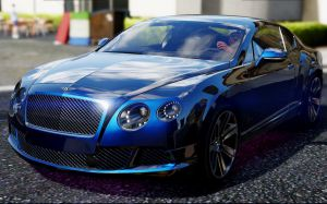 2012 Bentley Continental GT - бентли континенталь