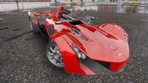BAC Mono - интересный спортивный авто