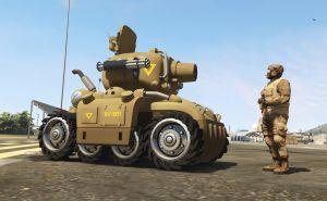 Metal Slug SV-001 - боевая машина
