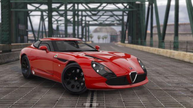 Alfa Romeo TZ3 Stradale - Альфа Ромео